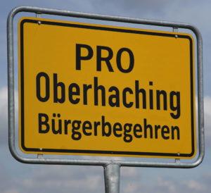 PRO Oberhaching Bürgerbegehren für einen besseren Schulcampus