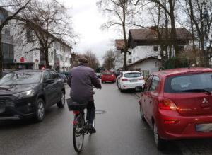 """""""Zustand"""" Bahnhofstraße, für uns KEINE lebenswerte Ortsmitte"""